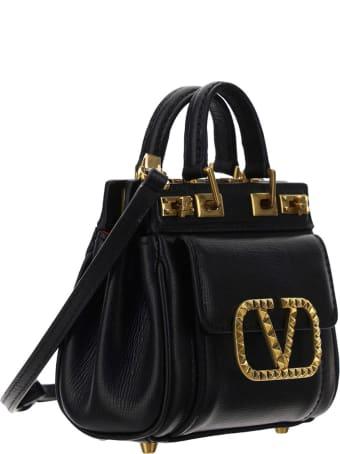 Valentino Garavani Micro Double Handle Bag