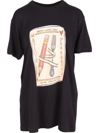 Alessandro Enriquez Cotton T-shirt