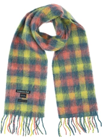 Andersson Bell Veneto Check Scarf
