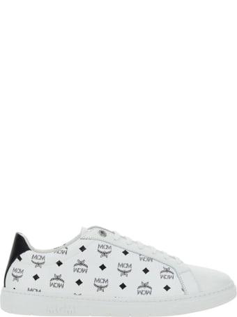 MCM Derby Sneakers