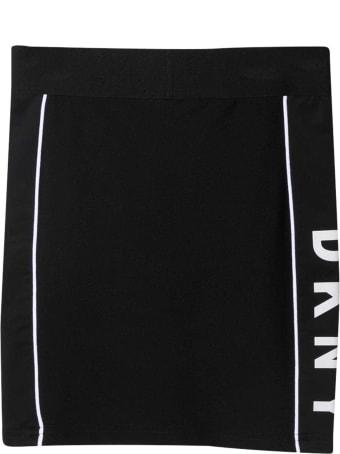 DKNY Teen Skirt With Elasticated Waist