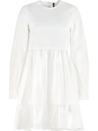 Mother Of Pearl Effie Ruffled Mini Dress