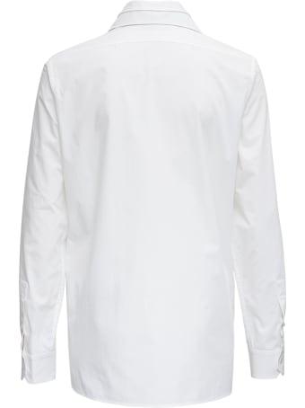 Valentino Cotton Popeline Shirt Look23