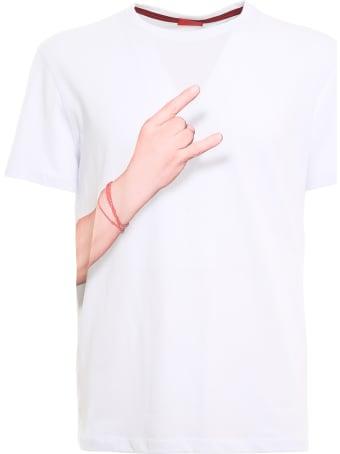 Isaia Tshirt Gesti Corna