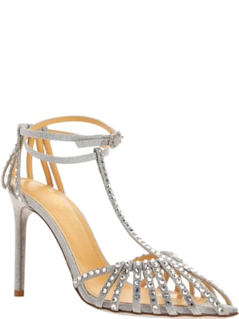 Giannico Eve Strass 100 Sandals
