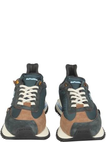 BePositive Space Run Sneakers