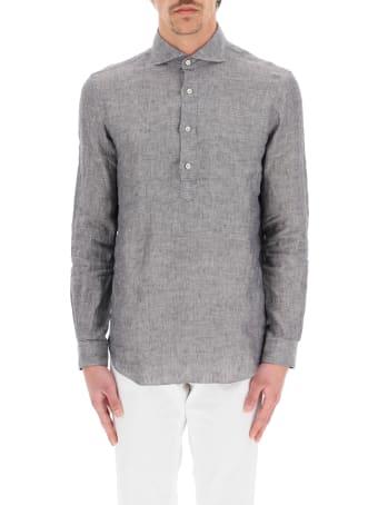 Vincenzo Di Ruggiero Linen Shirt