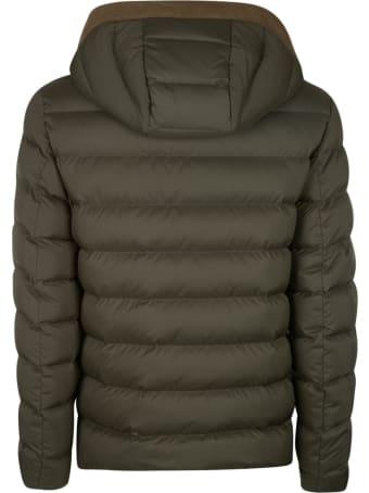 Fay Multi-pocket Padded Jacket