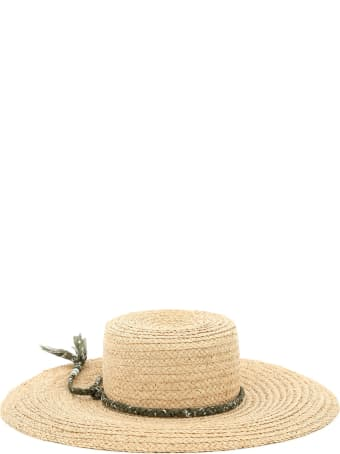 Alanui Santa Fe Straw Gaucho Hat