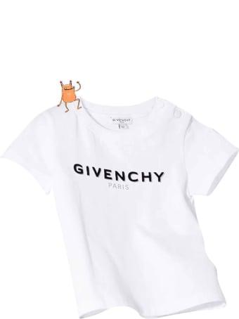 Givenchy Unisex White T-shirt