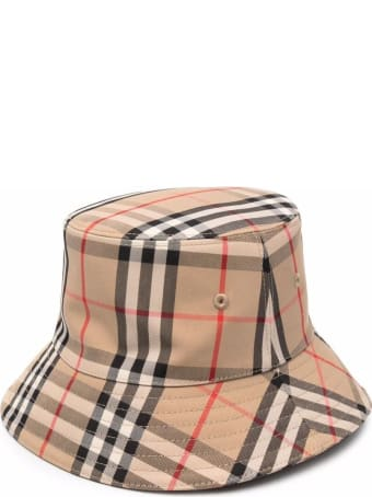 Burberry Gabriel Vintage Check Bucket Hat