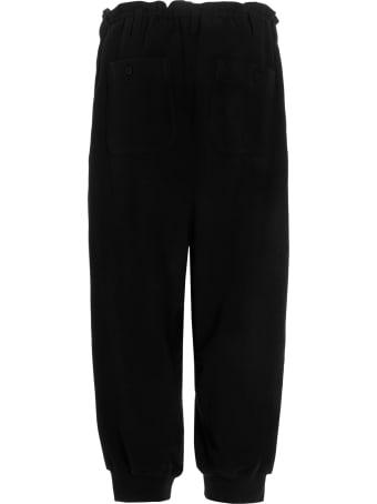 Yohji Yamamoto 'hem Rib Pant' Pants