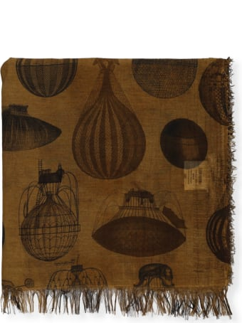 Uma Wang Printed Foulard
