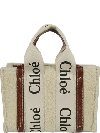 Chloé Small Woody Tote