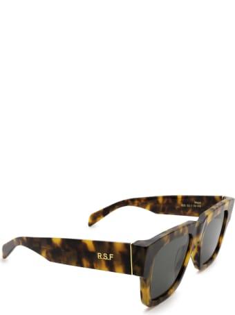 RETROSUPERFUTURE Retrosuperfuture Mega Spotted Havana Sunglasses