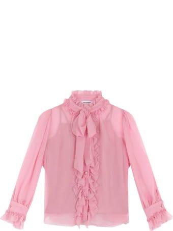 Dolce & Gabbana Pink Shirt