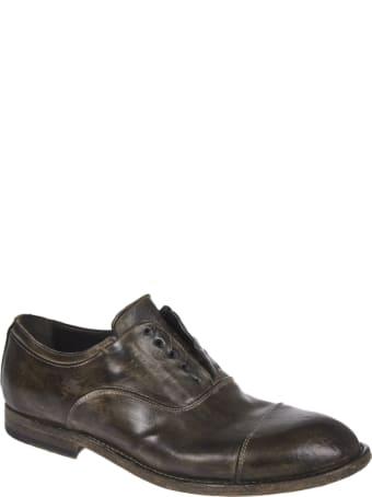 Shoto Brown Tempus Oxford Shoes