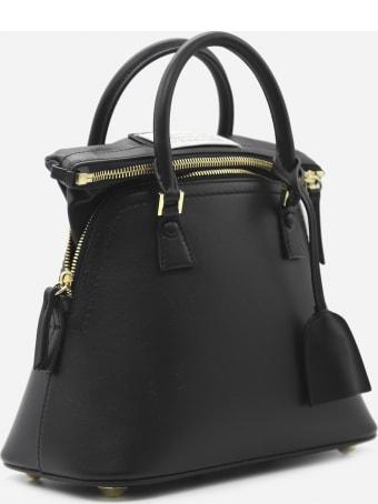 Maison Margiela 5ac Leather Shoulder Bag