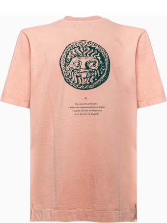 Danilo Paura Marek Phobos T-shirt 06dp1003st01601