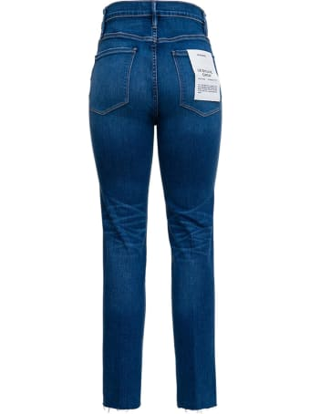 Frame Le Sylvie Blue Denim Jeans