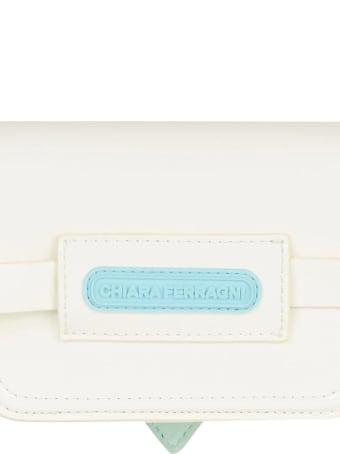 Chiara Ferragni Eco Leather Eyelike Bag