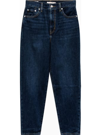 Levi's Levis High Loose Taper Jeans 17847
