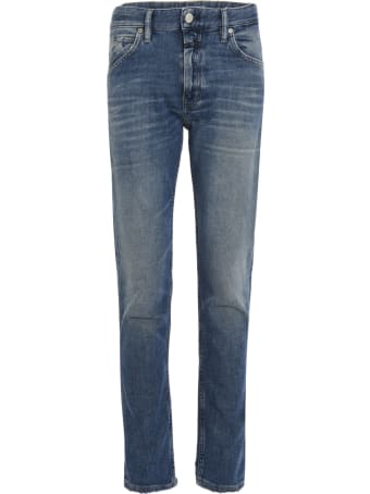 Closed 'drop Cropped' Jeans