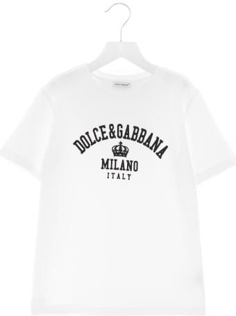 Dolce & Gabbana 'back To School' T-shirt
