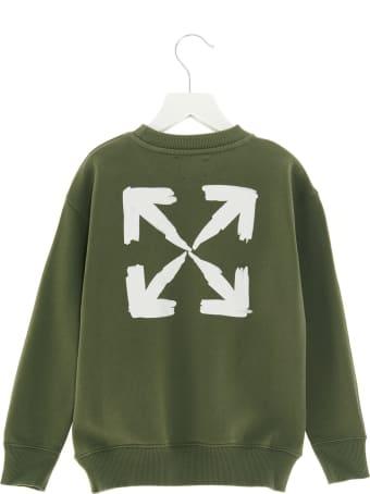 Off-White 'off Cloud' Sweatshirt