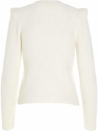 Elisabetta Franchi Ribbed Sweater