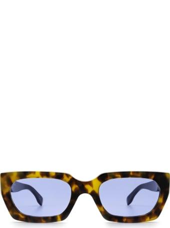 RETROSUPERFUTURE Retrosuperfuture Teddy Espresso Sunglasses