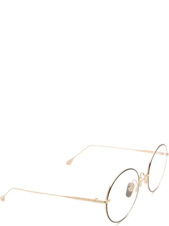 Dita Dita Dtx506-52-03-z Black & Gold Glasses