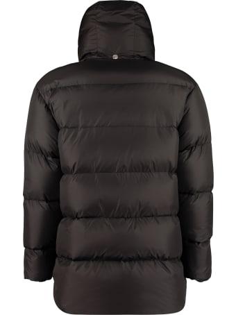 Khrisjoy Kj Hooded Down Jacket