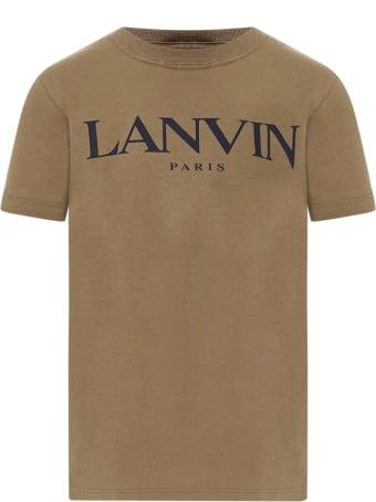 Lanvin Kids T-shirt