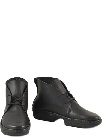 Trippen Women's Black Shoes