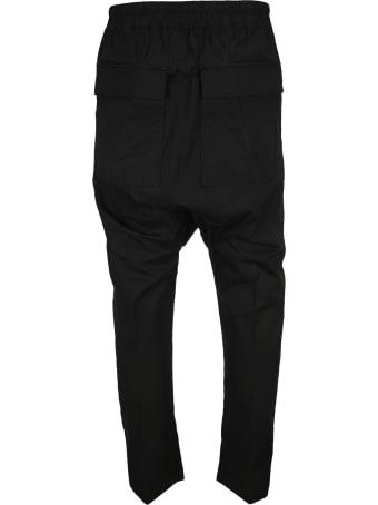 Rick Owens Phlegethon Drawstring Long Pants