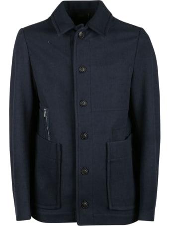 Maison Flaneur Regular Buttoned Jacket