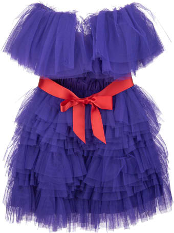 Teen Idol Pris Dress Purple