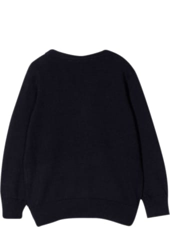 Trussardi Cardigan With Embroidery