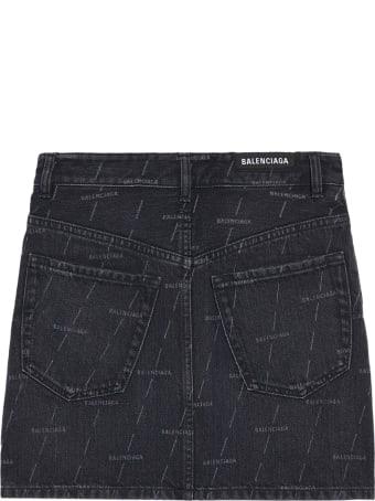 Balenciaga Mini 5 Pocket Skirt