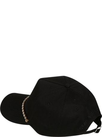 Dsquared2 Embellished Baseball Cap