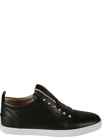 Christian Louboutin Spike Detail Sneakers