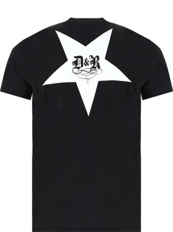 John Richmond X Dark Polo Gang Frami T-shirt