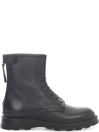 Woolrich Blubber Ankle Boot W/zip Behind