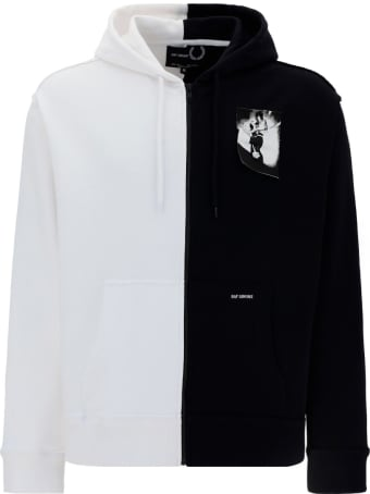 Fred Perry by Raf Simons Fred Perry X Raf Simons Hoodie