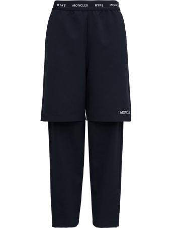 Moncler Genius Logo Wasiband Pants By Hyke