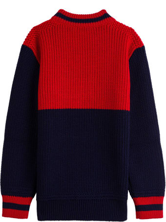 Gucci Jumper With Gucci Patch