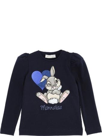 Monnalisa Shirt With Front Logo