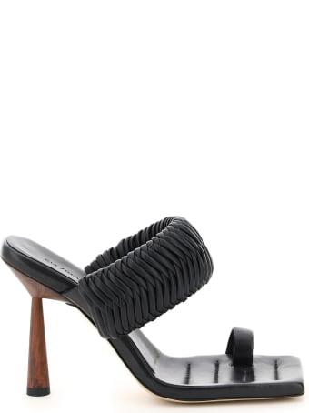 Gia X Rhw Rosie 1 Toe Ring Mules