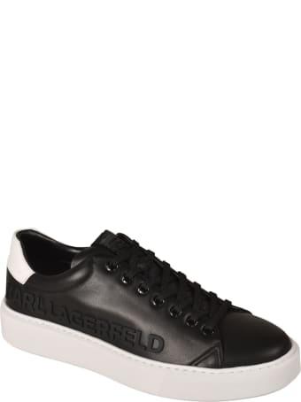 Karl Lagerfeld Inject Logo Sneakers